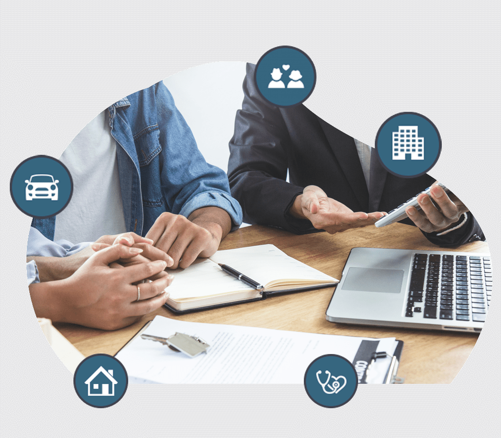 insurance house customer service
