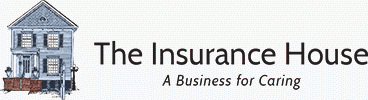 the insurance house logo